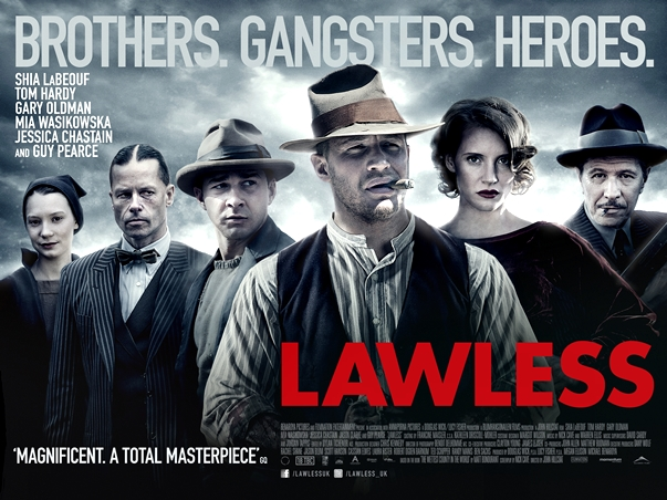 Póster: Sin ley (Lawless)