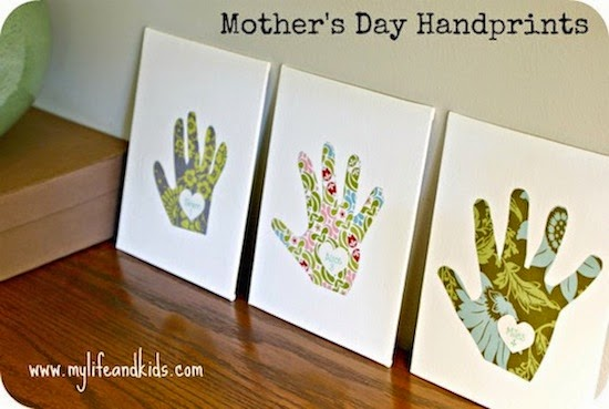 http://modpodgerocksblog.com/2012/05/mothers-day-handprint-canvases.html
