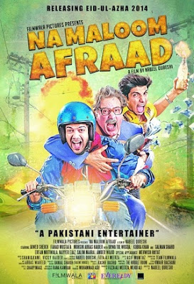 Na Maloom Afraad 2014 watch full movie