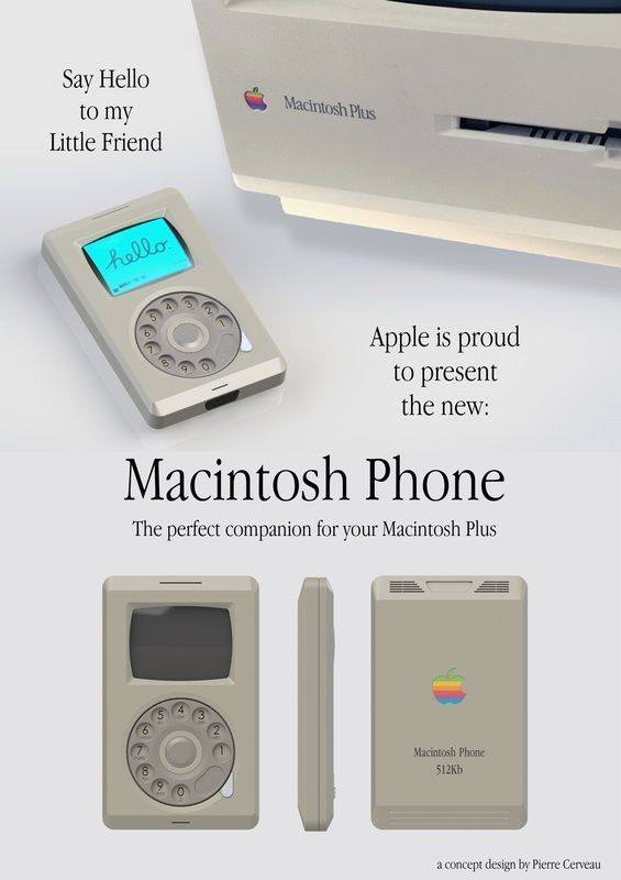 New Retro Phone from Apple!