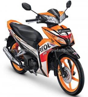 Sewa Motor Blade di Kota Padang Bukittiinggi