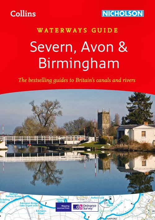 Severn, Avon & Birmingham Nicholson Waterways Guide