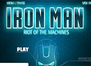 juegos de pelea iron man 3