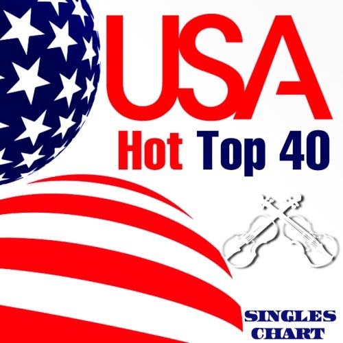 USA Hot Top 40 Singles Chart 2013