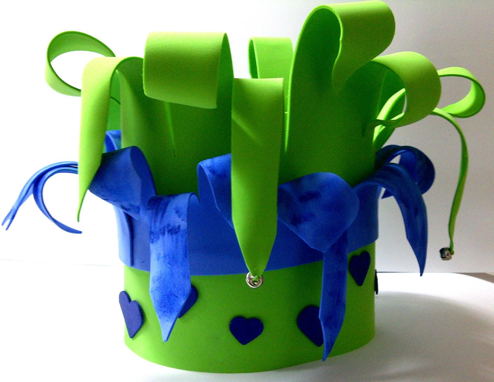 Sombreros de Arlequín (Grande y Pequeño)
