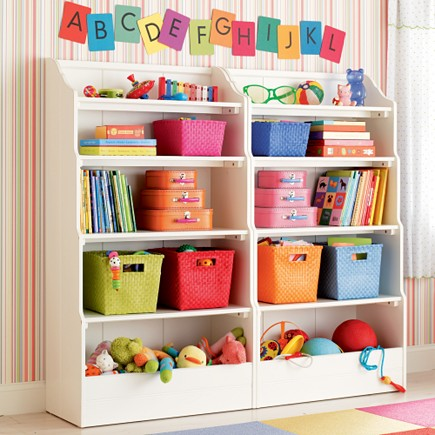 Kid 39 S Corner Bookcase Casual Furnitures