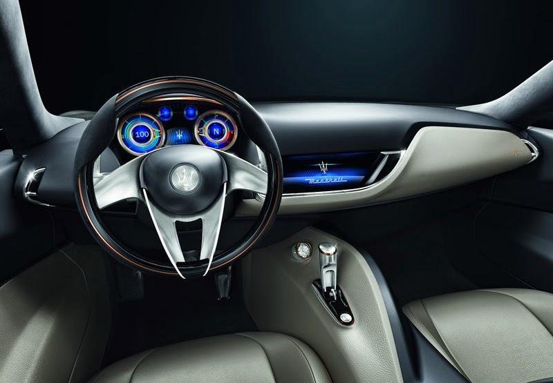 Maserati Alfieri Concept, 2014, Indo Automobiles, Cars Concept, Luxury Automobile