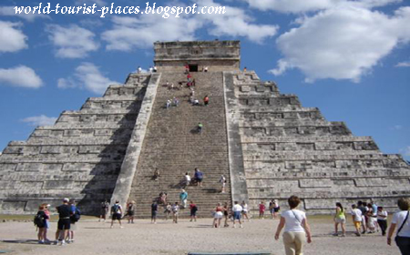 New Seven Wonders of the World - Chichen Itza, Mexico