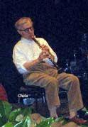 Woody Allen . Concierto.