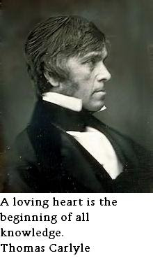 Thomas Carlyle Quotes