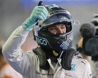 F1 GP Abu Dhabi  - Rosberg se lleva la última pole del año