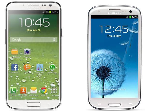 Samsung planea vender 10 millones de smartphones Galaxy S IV por mes