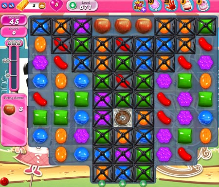 Candy Crush Saga 671