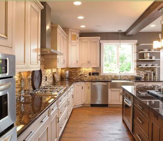 Cocinas integrales cocinas integrales modernas modelos - Medidas estandar de muebles de cocina ...