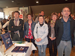 Salon du livre le dimanche 13 mai 2012
