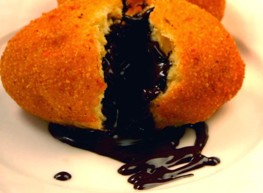 Resep Membuat Roti Goreng Isi Coklat Enak Empuk