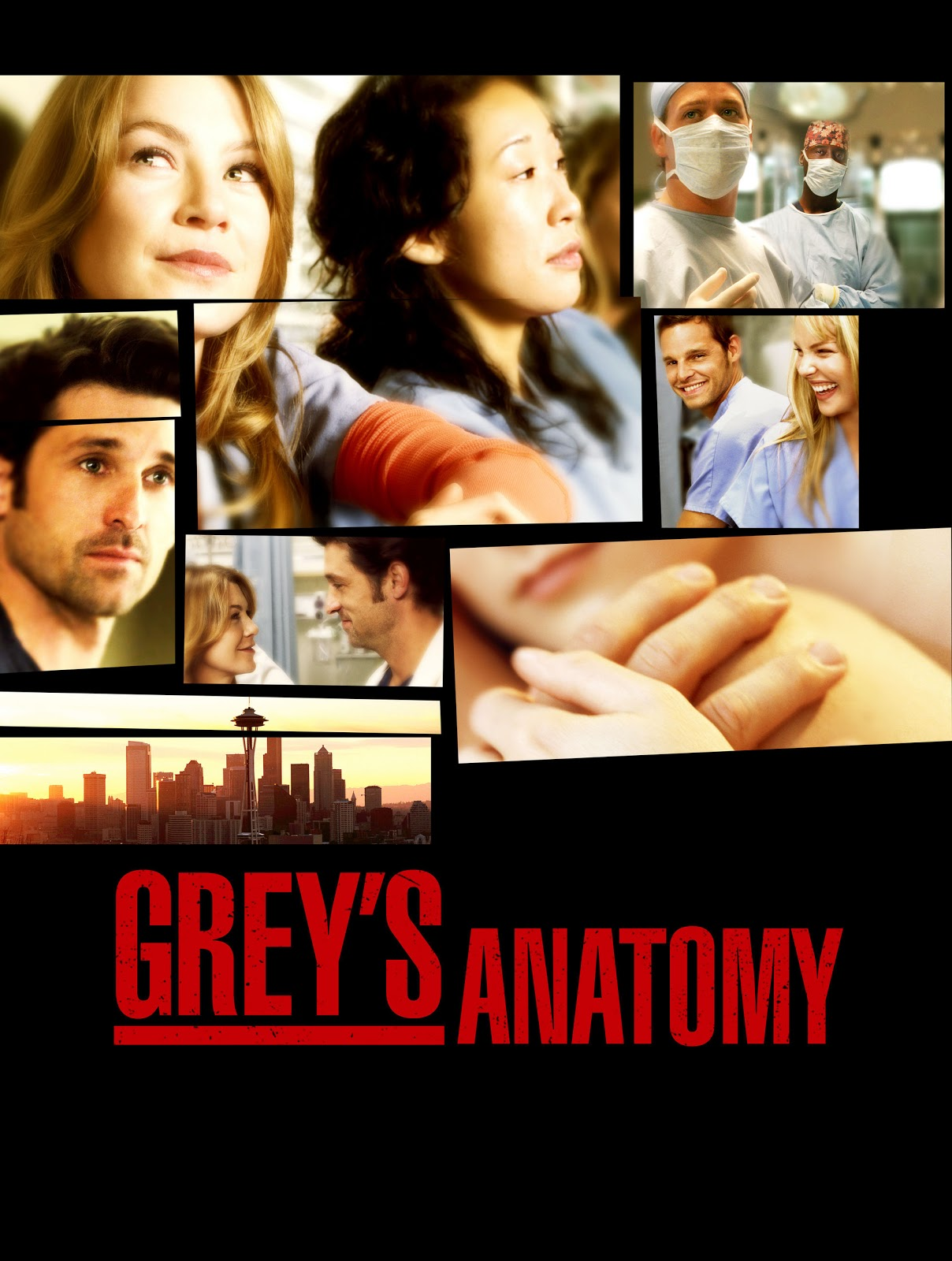 Greys Anatomy Posters Tv Series Posters And Cast
