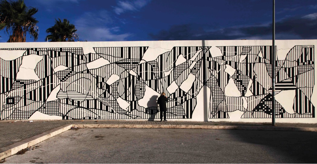 Sten Lex. Rinascita 17/09 - 22/11/2020 Galleria d'Arte Moderna   Chiostro