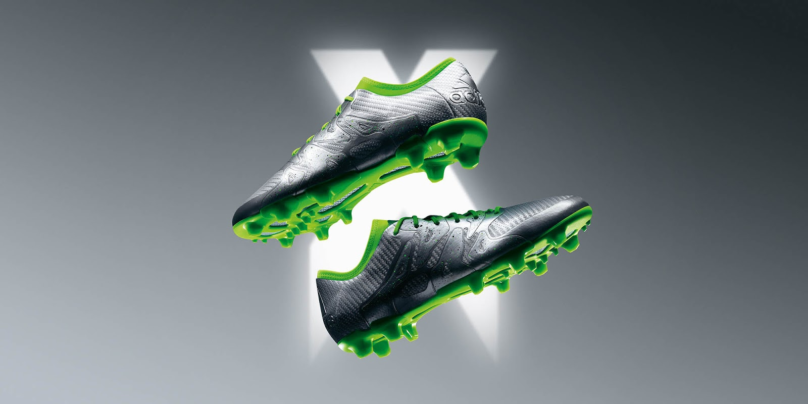 eskolaite chrome adidas x 2015 2016 boots released footy. Black Bedroom Furniture Sets. Home Design Ideas