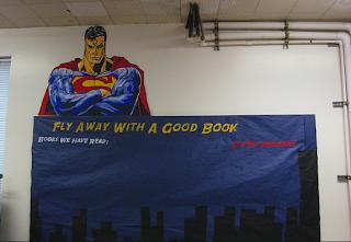 clutter free classroom superheroes superkids themed