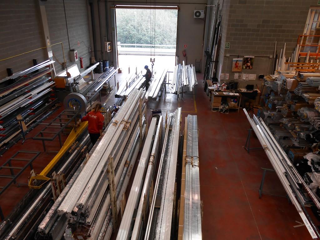 Ventanas correderas aluminio k line fabrica ventanas de for Fabrica de puertas de aluminio