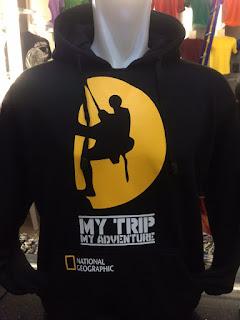 gambar desain terbaru jaket hoodie sweater foto photo kamera Jaket Sweater National Geographic warna hitam terbaru My Trip My Adventure di enkosa sport toko online terpercaya lokasi di jakarta pasar tanah abang