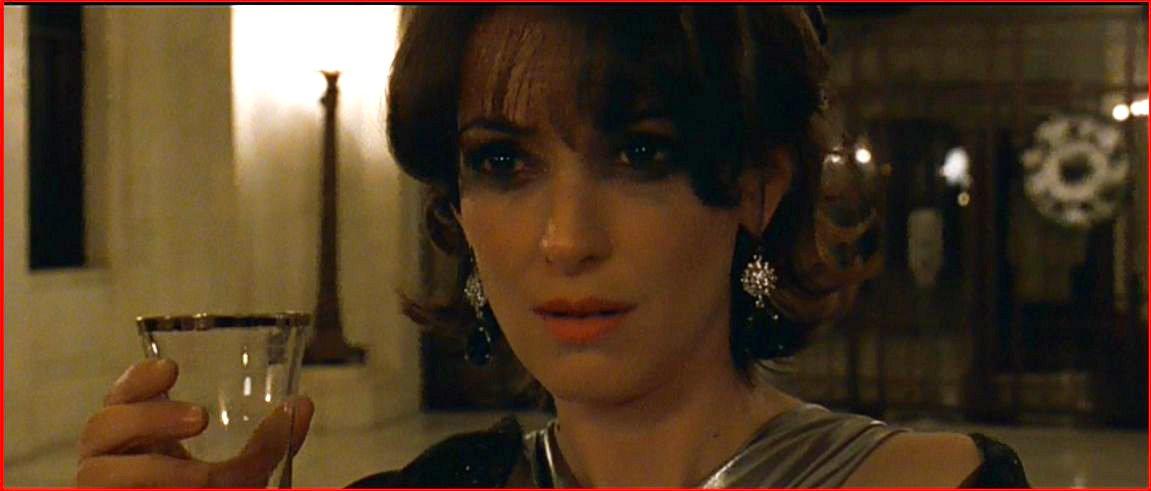 Winona Ryder Black Swan Nail File. The Black Swan Beth.