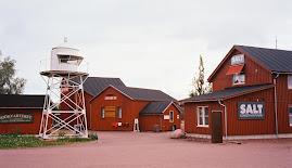 Feu du Quartier Maritime de Mariehamn (Åland)