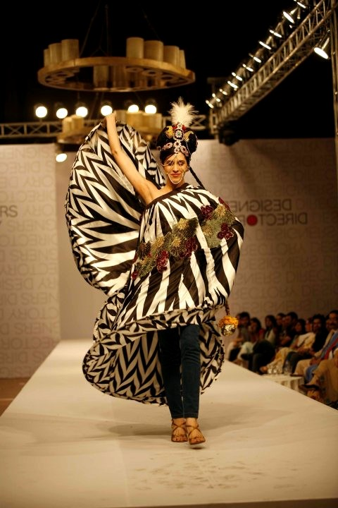 Fashionistic Gurls Ali Xeeshan Bridal Collection At Style360 Fashion Week 2011 Style360