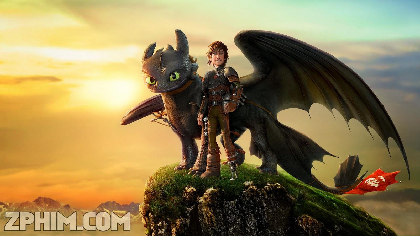 Ảnh trong phim Bí Kíp Luyện Rồng 2 - How to Train Your Dragon 2 2