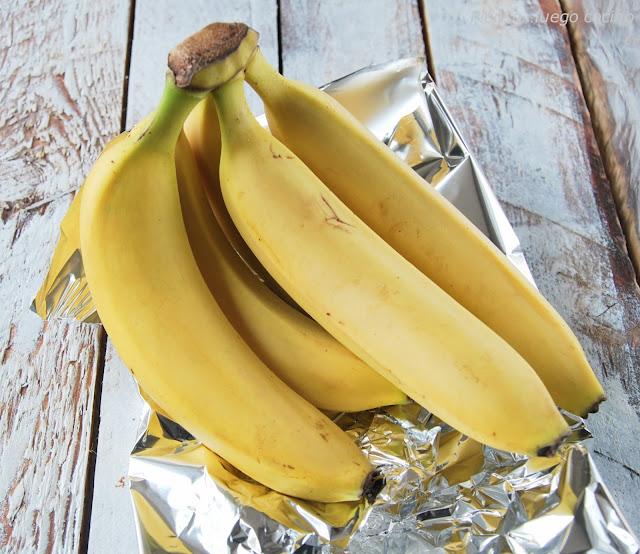 Pienso...luego cocino: Conservar plátanos