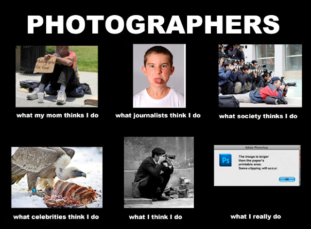 photographers funny] photographer meme what people really think i do fstoppers