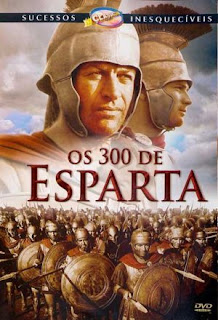 capa Download – Os 300 de Esparta – DVDRip AVI Dual Áudio
