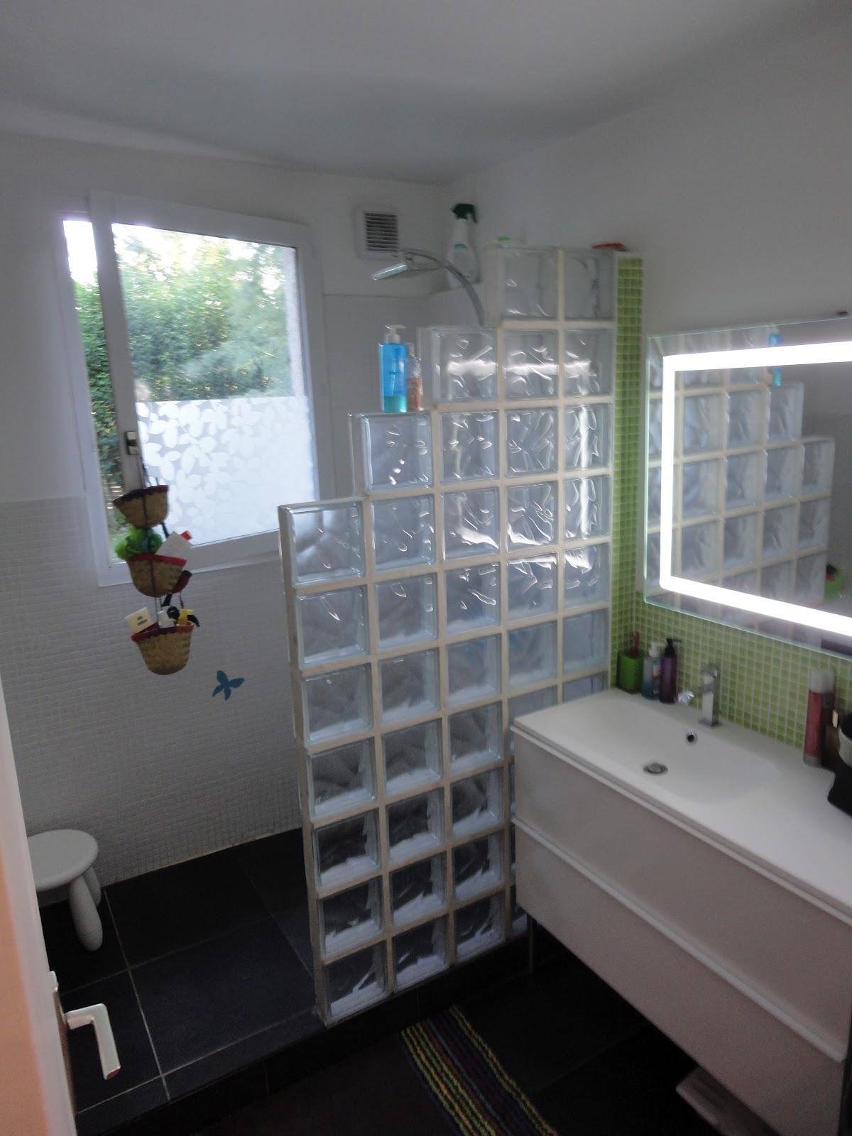 A vendre jolie maison avignon sanitaires salle de bain for Baignoire et douche italienne