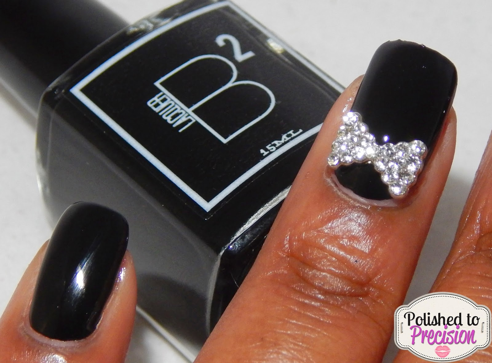 B Squared Lacquer Drop the Lights