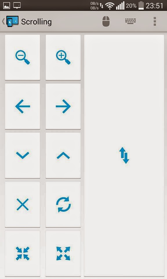 Remote control connection 9