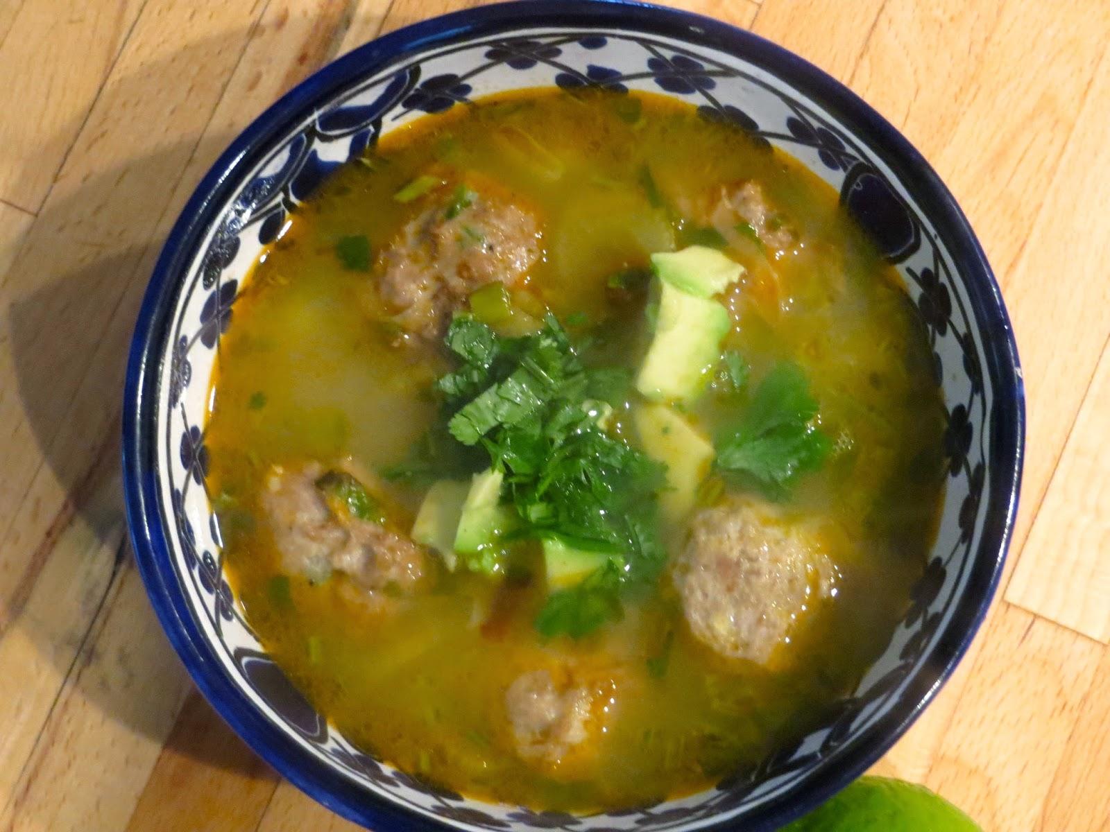 turkey meatball soup turkey meatball soup with mexican meatball ...