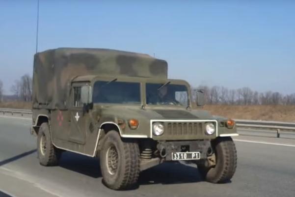 HMMWV M1097A2 3310 Р1