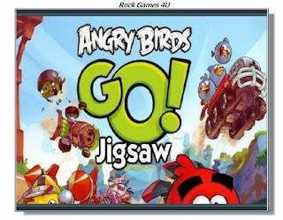 Angry Birds Go Pop