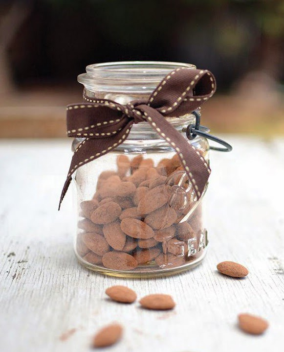 Cocoa Cinnamon Almonds