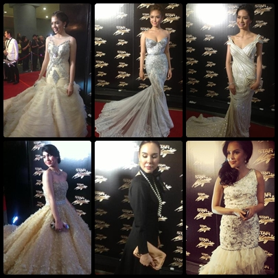 Julia Montes, Bangs Garcia, Erich Gonzales, Julia Barretto, Gretchen Barretto, Jewel Mische