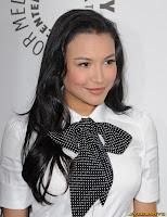 Sexy Naya Rivera Paleyfest 2011 Presents 'Glee' at Saban Theatre
