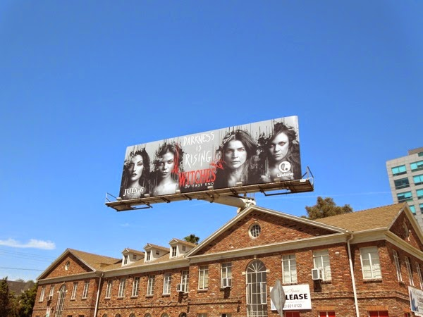 Witches of East End season 2 billboard