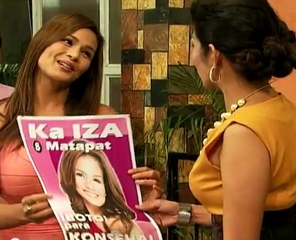 Iza Calzado shows comic side on Toda Max this April 13