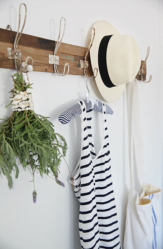 Coastal inspired styling
