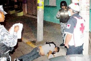 Matan a un hombre tras asaltarlo en el bar La Cueva de Peludo en Veracruz