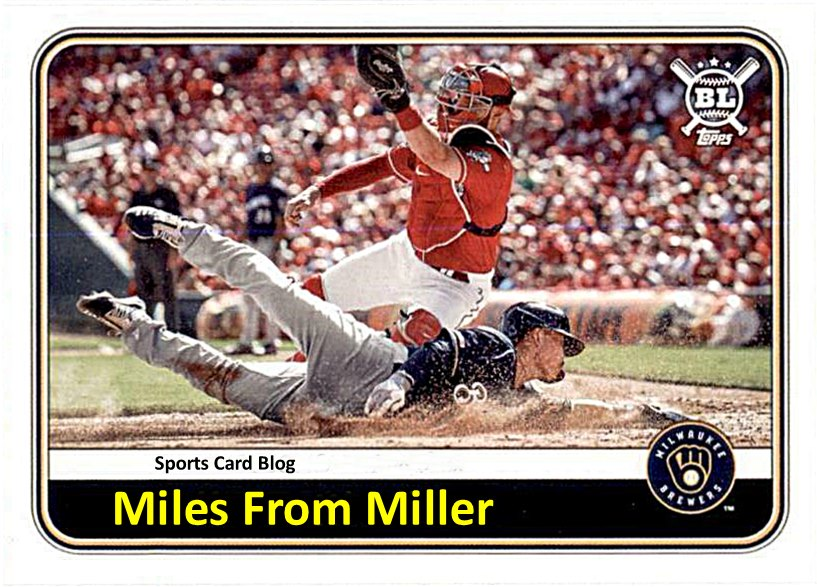 Miles from Miller