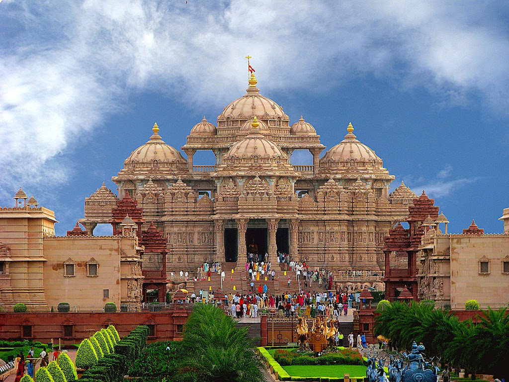 aryavrit travels inde tour akshardham