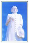 Estatua de Padre Cícero Horto Juazeiro do Norte CE