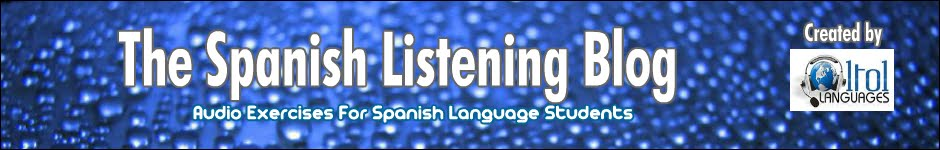 Spanish Listening And Comprehension Exercises| Fun Spanish Classes
